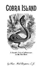 cover of Cobra Island
